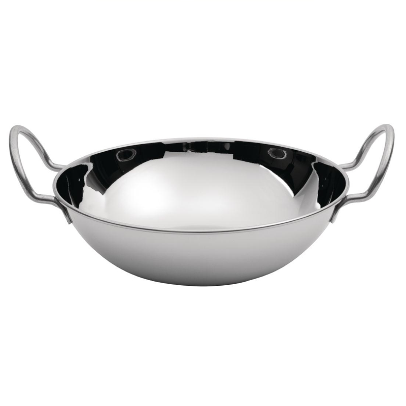 Balti Dipping Dish with Handles 100mm